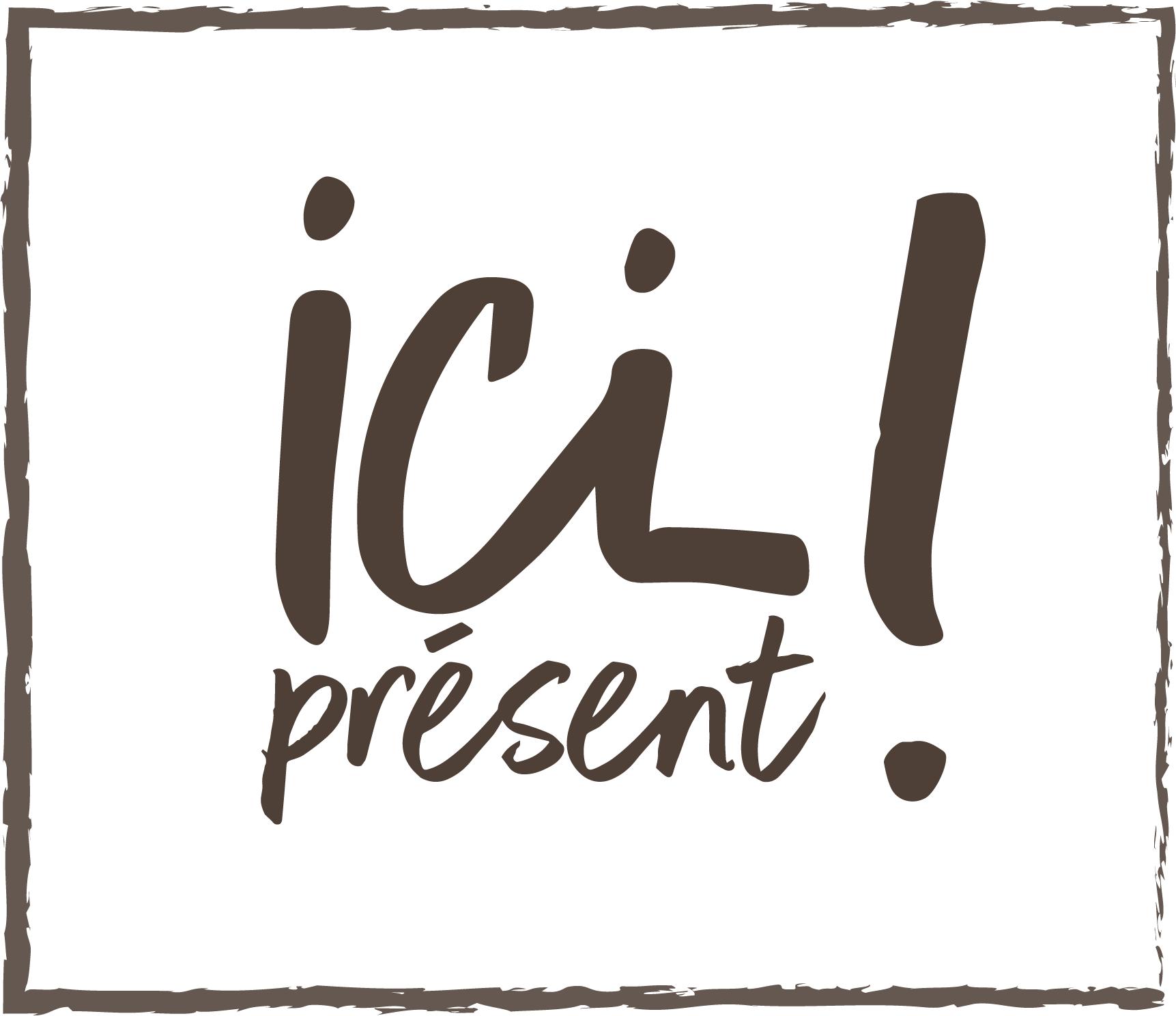 Logo Ici Présent